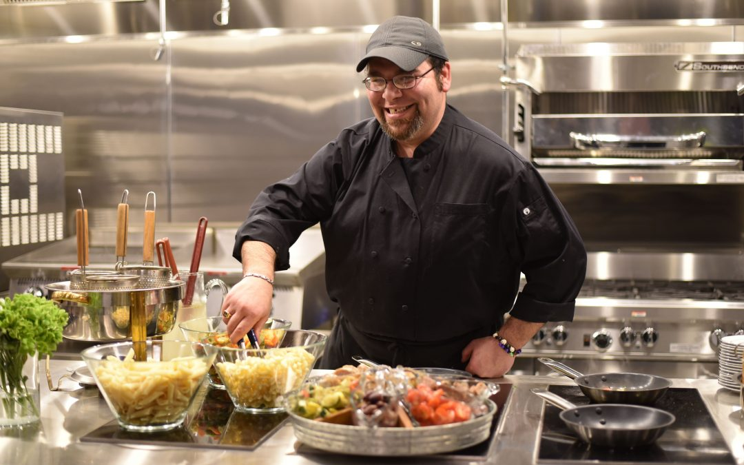 Chef Aharon Denrich and City Seeds Cook Up Something Good for Baltimore's Future