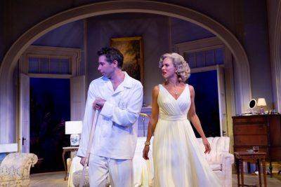 'Cat on a Hot Tin Roof' Hits the High Mark
