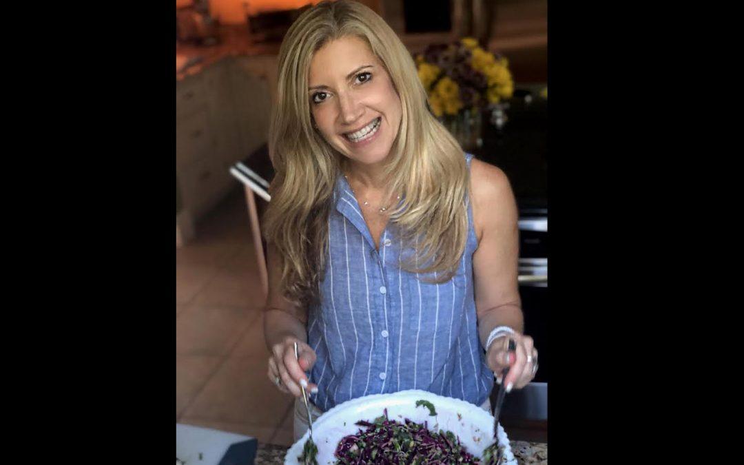 Foodie Elite Jakob Presents Israeli Cooking Demo for Bet Chaverim Series