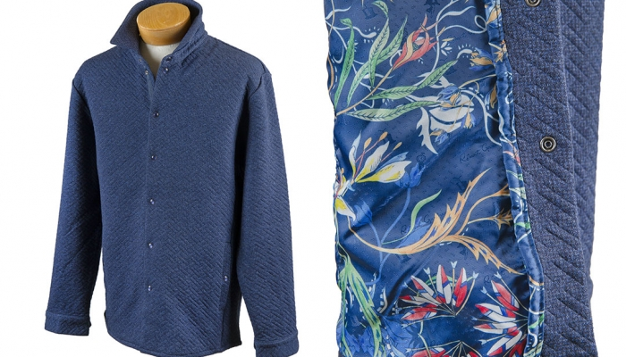 "Robert Graham ""Justin"" shirt jacket"