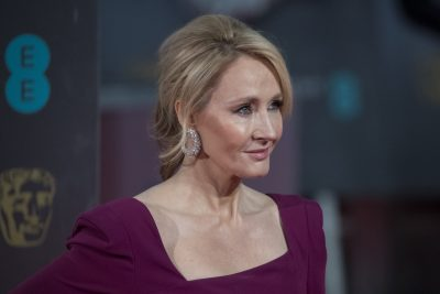 In J.K. Rowling's New Novel, a Villain is an Israel-Hating Anti-Semite