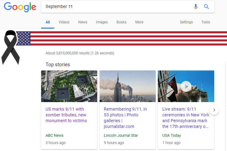 Need to Know for Sept. 11