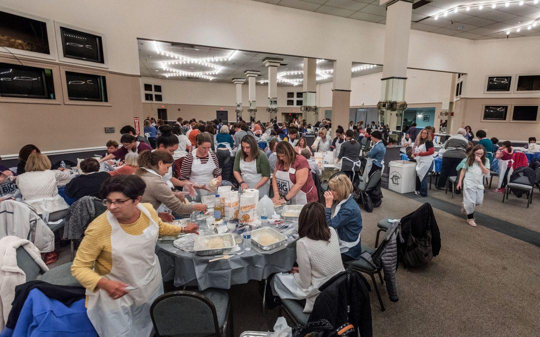 This Year's Howard County 'Challah Bake' Still Rises