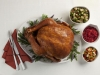 Cider Brined Turkey with Orange