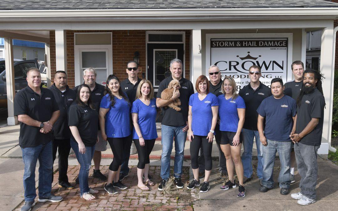 Baltimore's Business Leaders: Crown Remodeling LLC