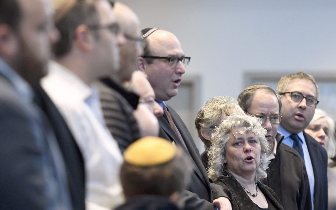 Baltimore Jewry Gathers to Mourn the Pittsburgh Massacre