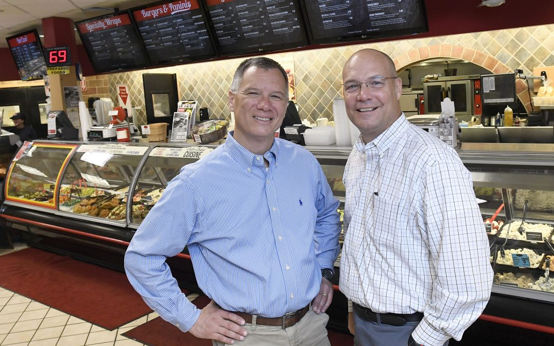 Baltimore's Business Leaders: Santoni's Marketplace & Catering