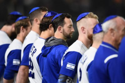 Film on Team Israel to be Presented at Towson Hillel Event