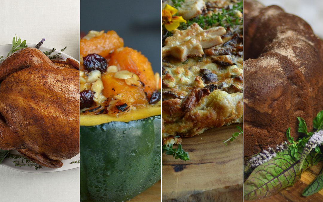 Let's Talk Turkey (and the Rest of the Thanksgiving Meal)