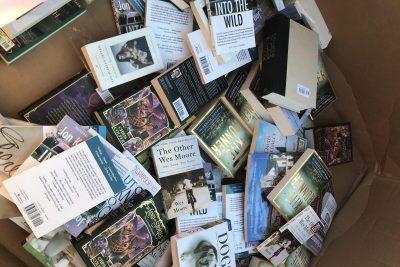 Book Festival Showcases Baltimore's Charms
