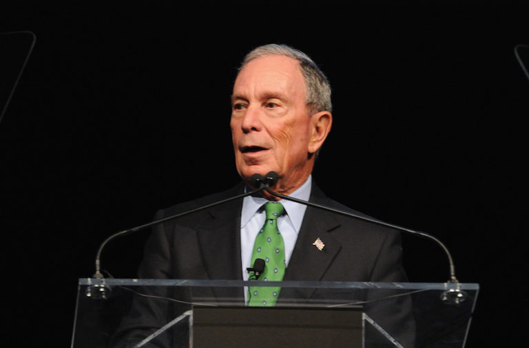 Michael Bloomberg Registers as a Democrat, Fueling Speculation of Presidential Run