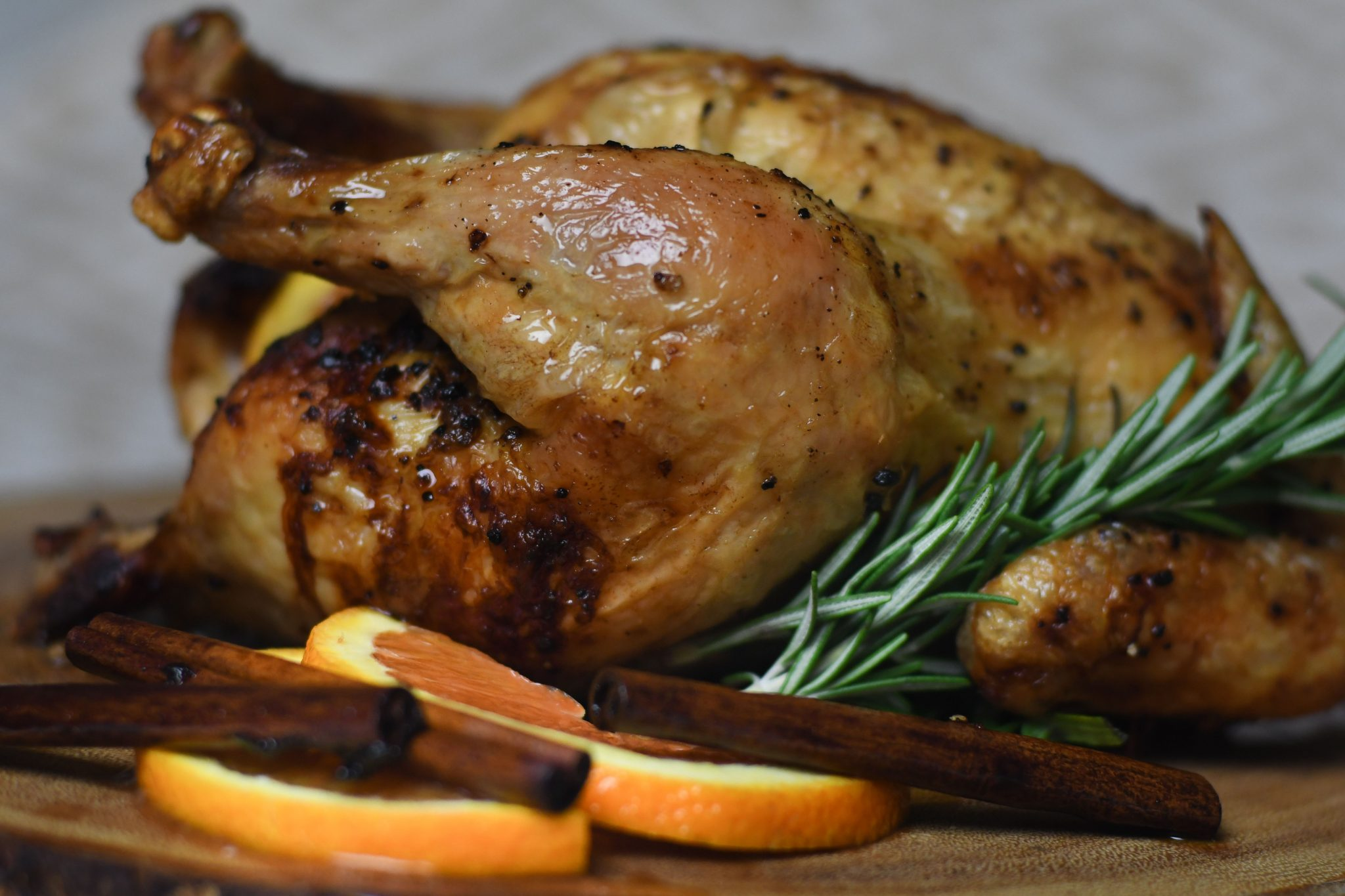 Cider Brined Chicken
