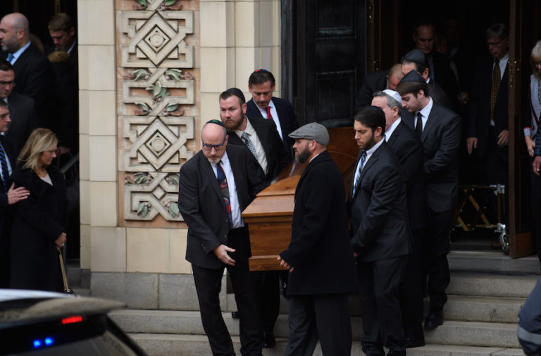 Rosenthal funeral