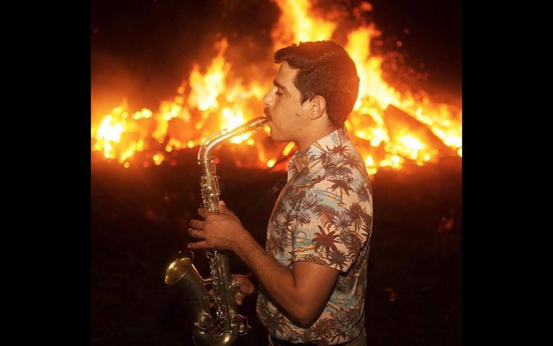 On 1st Solo LP, Saxophonist Andrew Bernstein Breaks Music Down to the Fundamentals — Baltimore Fishbowl