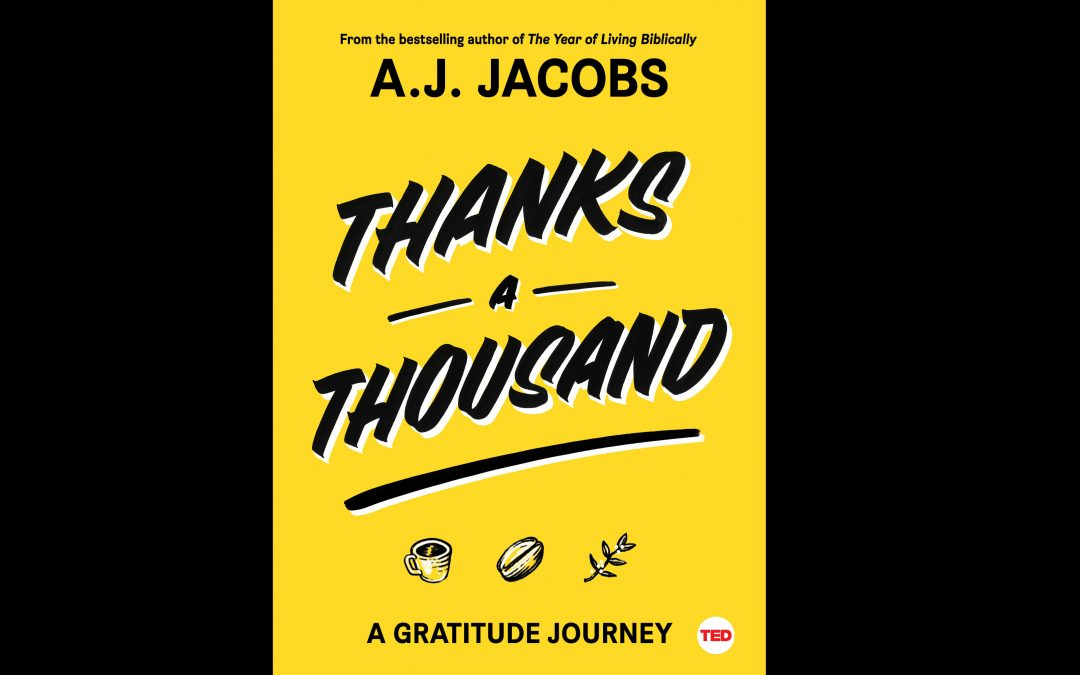 Writer A.J. Jacobs Traveled Thousands of Miles to Thank Everyone Who Had a Hand in His A.M. Coffee