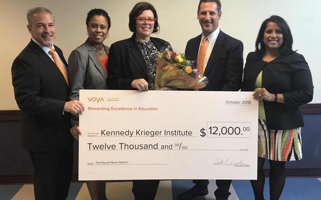 Educator Receives $12K for Innovative Teaching Concept