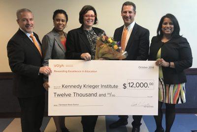 Educator Receives $12K for Innovative Teaching Concept