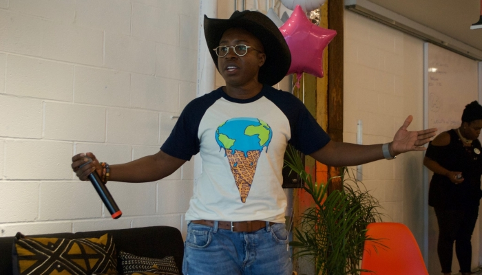 The Big Ice Cream Social