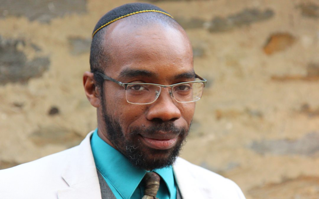 A Black, Orthodox Rabbi's Novel Addresses Racism in the Jewish Community
