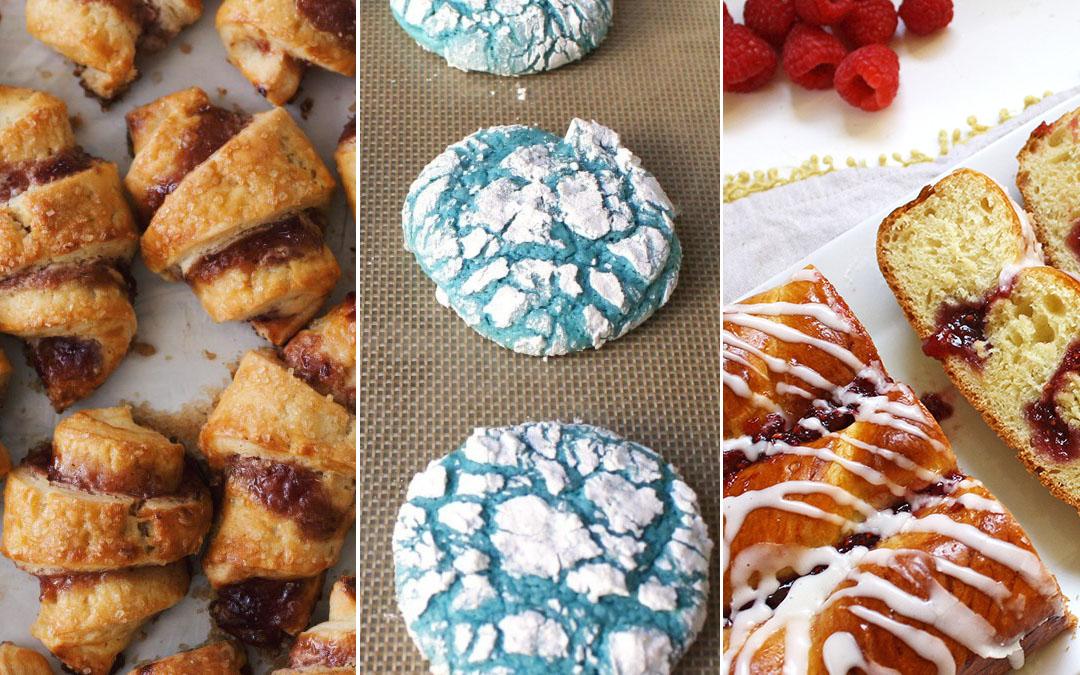 Recipes: A Baker's Dozen of Jewish Treats