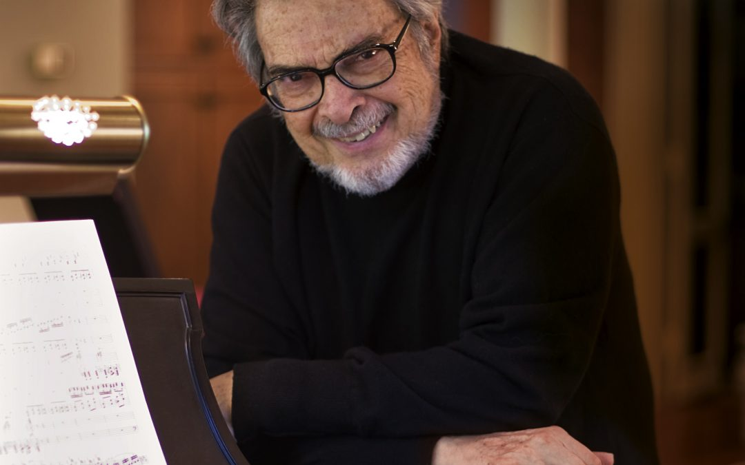 Acclaimed Pianist and Peabody Instructor Leon Fleisher Dies at 92