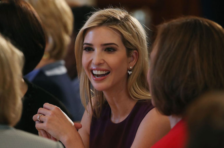 Ivanka Trump Says There is 'No Equivalency' Between her Personal White House Emails & Clinton's