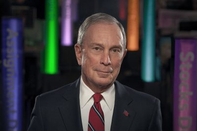 Michael Bloomberg Says He Would Self-Fund a 2020 Presidential Campaign