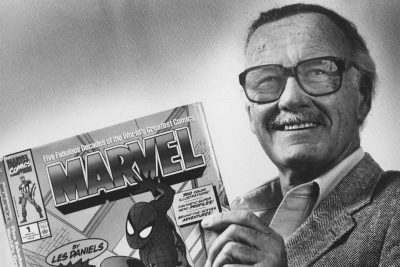 Stan Lee Gave Comic Books Permission to be More Jewish