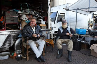 Is This the Last Stand for Amsterdam's Jewish Market?