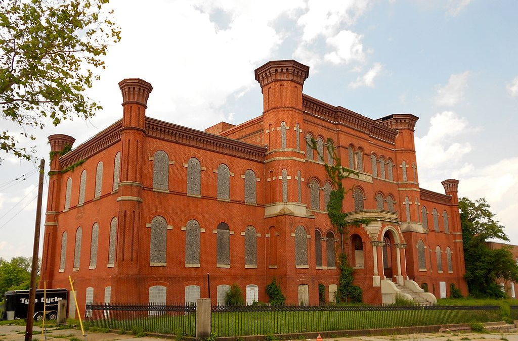 Hebrew Orphan Asylum to be Repurposed As Health Care Facility