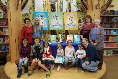 Kappa Guild Holds Book Fair Fundraiser