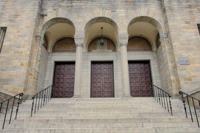 Baltimore's Legacy Synagogues with City Roots Should Engage their Neighborhoods of Origins