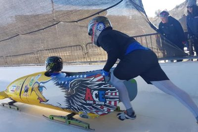 Israel Has a Bobsled Team, and it Wants to Compete in the Olympics
