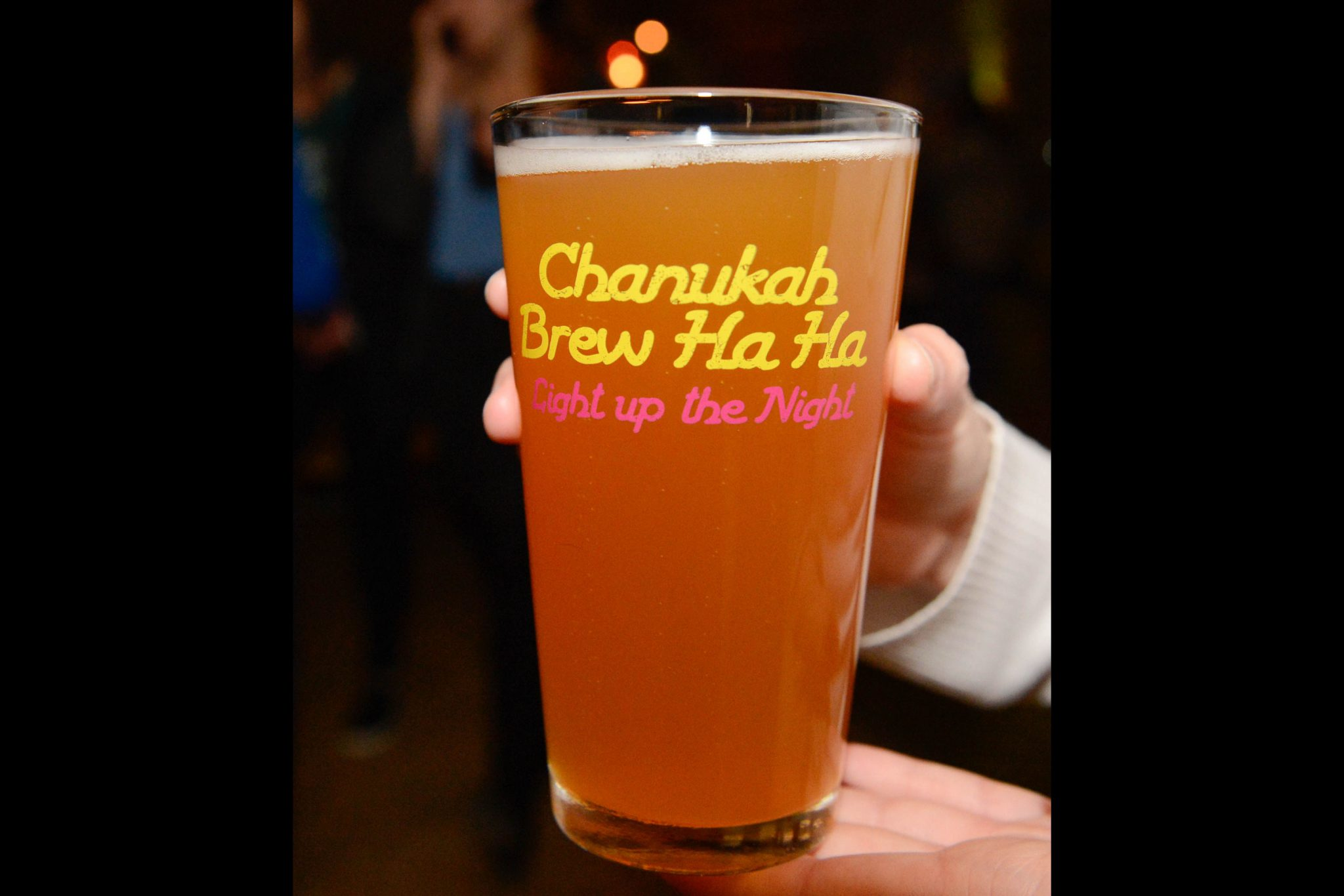 Chanukah Brew Ha Ha