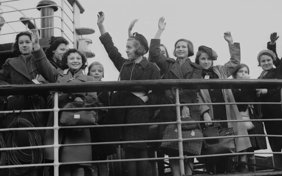 Germany Will Compensate Kindertransport Survivors $2,800 Each