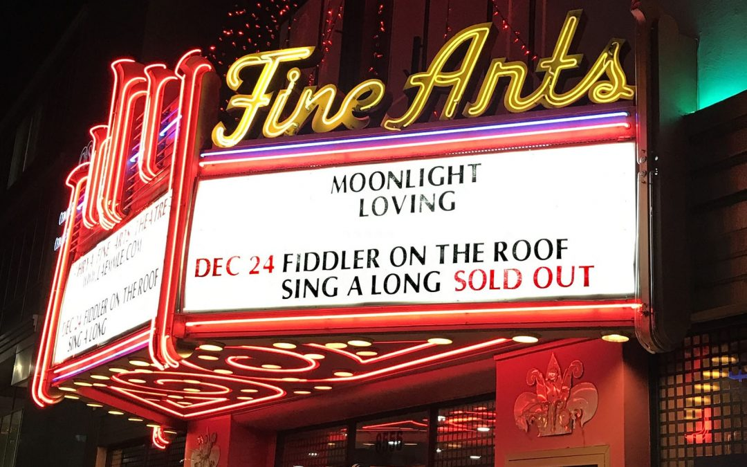 A New Jewish Christmas Tradition: Watching 'Fiddler on the Roof' at Your Local Movie Theater