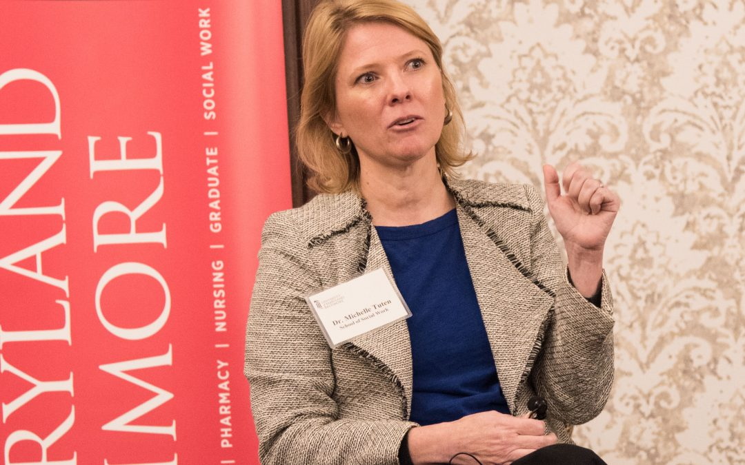 University of Maryland, Baltimore Experts Explore How to Combat Opioid Epidemic