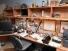 Gil Sandler's desk