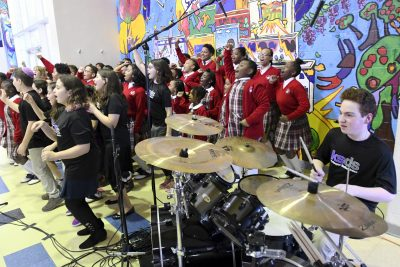 KSDS and Cardinal Shehan School Come Together for Special Concert