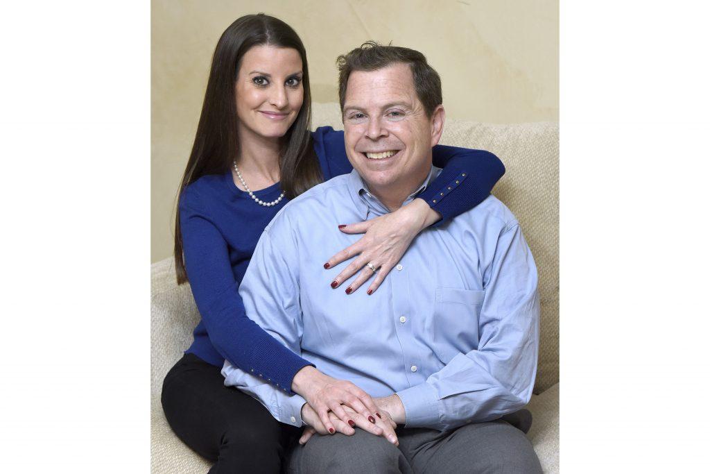 David Schimmel and Jill Rombro Marenberg