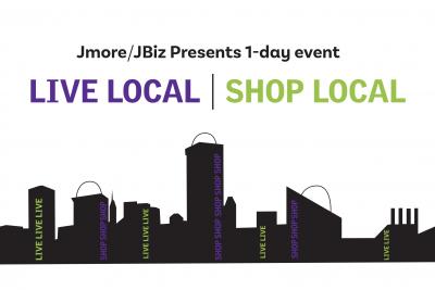 Live Local   Shop Local: A JBiz Event