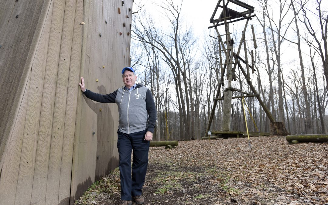 Well-Known in Jewish Camping Circles, Michael Schneider Now Heads Beth Tfiloh Camps