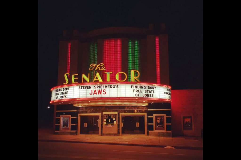 """Jaws"" at The Senator"