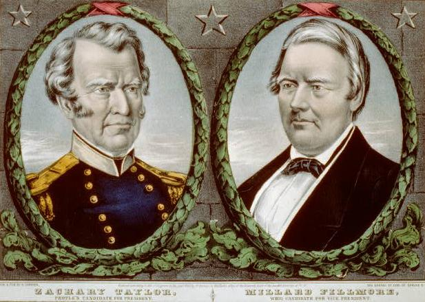 A Birthday Toast to the One and Only Millard Fillmore (aka, #13)