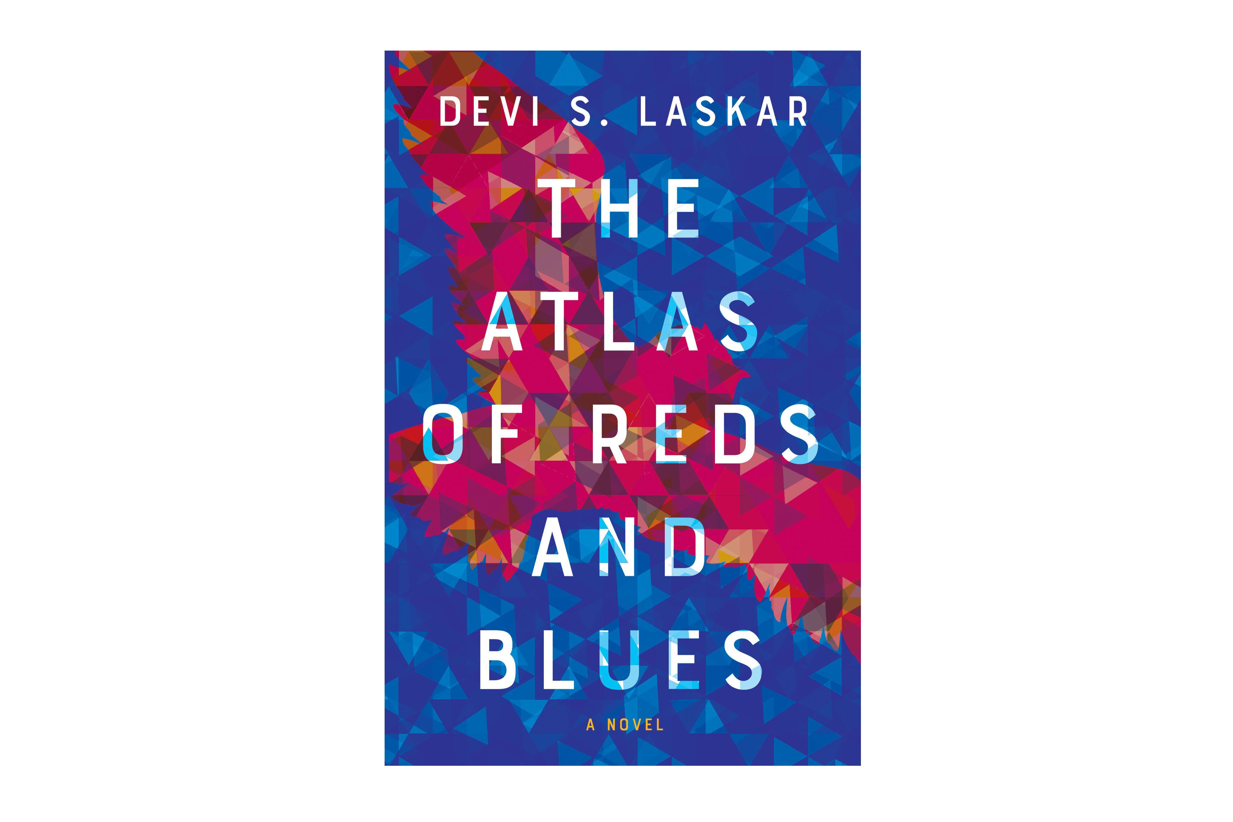 'The Atlas of Reds and Blues'