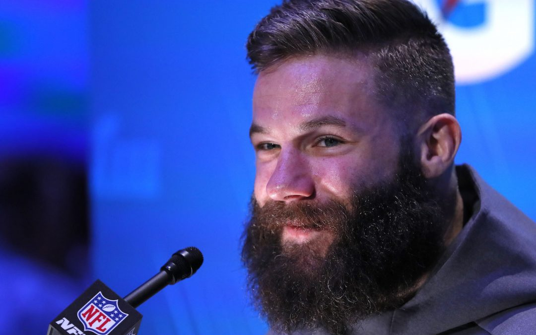 Is Julian Edelman the Best Jewish Football Player Ever?