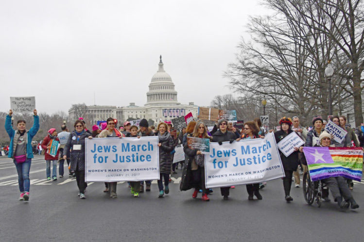 Southern Poverty Law Center, Prominent NY Synagogue Leave National Women's March