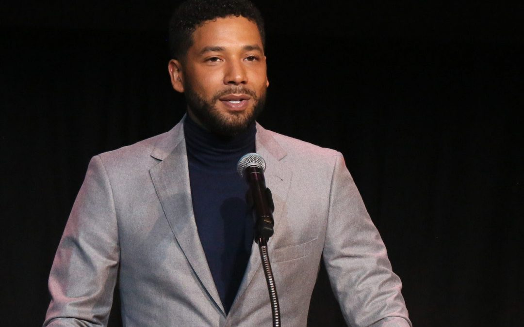 Black Jewish Actor Jussie Smollett Violently Assaulted in Chicago