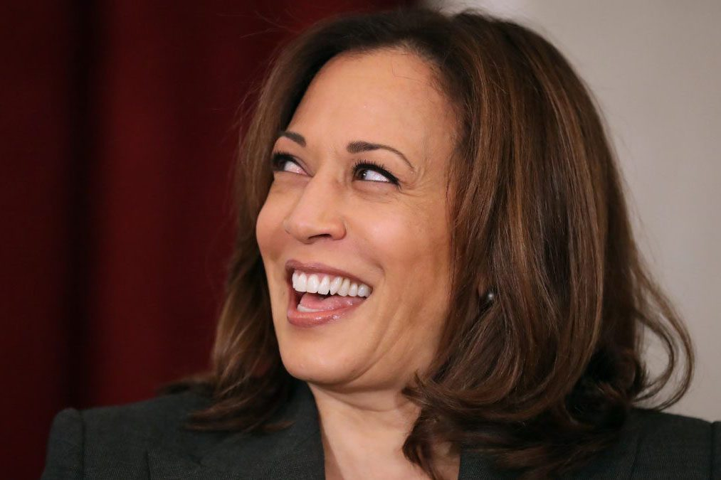 At Debate, Kamala Harris Shines a Light on Race and Economics