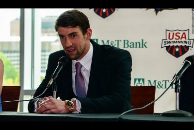 Michael Phelps to Receive Ruderman Foundation Honor for Work with Disabled Persons